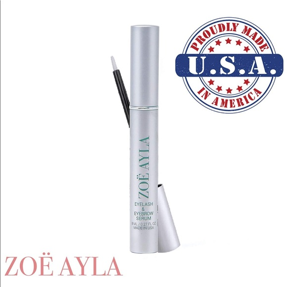 77083433007 Zoe Ayla Makeup | New Sealed Lash Brow Growth Serum | Poshmark
